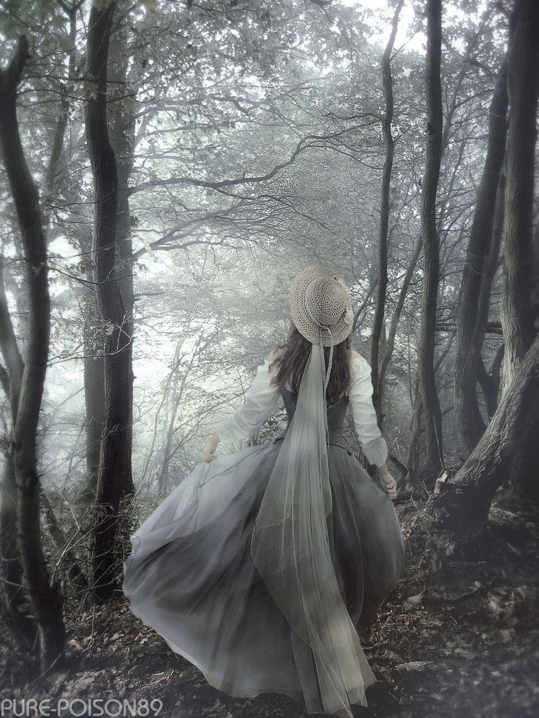 Into the Woods by Pure_Poison89 on DA