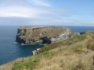 189-Tintagel Island